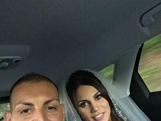 Le nozze di Sara e David  1