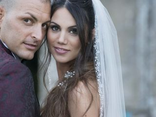 Le nozze di Sara e David