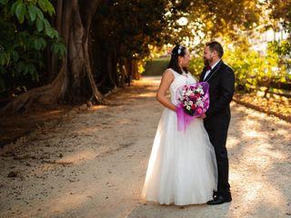 le nozze di Djiobo e Salvatore 2