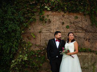 Le nozze di Djiobo e Salvatore
