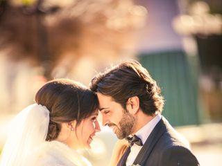 Le nozze di Rosita e Christian