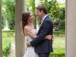 Le nozze di Barbara e Davide