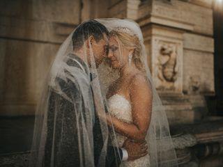Le nozze di Elisa e Agostino