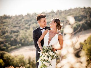Le nozze di Lisa e Federico