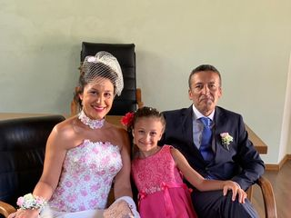 Le nozze di Sara  e Ettore  3