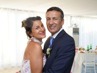 Le nozze di Sara  e Ettore