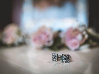 Le nozze di Jessica e Denis 1