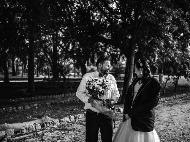 Il matrimonio di Salvatore e Djiobo a Palermo, Palermo 15