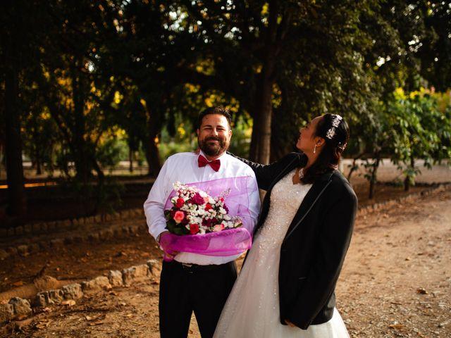 Il matrimonio di Salvatore e Djiobo a Palermo, Palermo 16