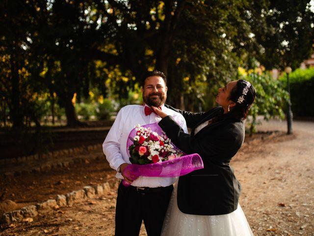 Il matrimonio di Salvatore e Djiobo a Palermo, Palermo 17