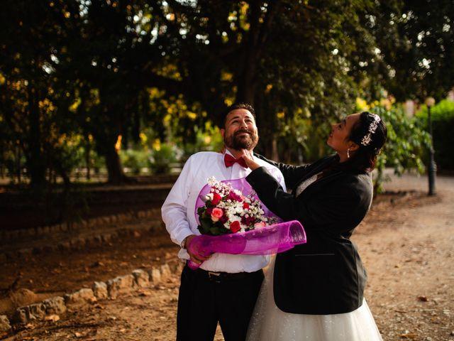 Il matrimonio di Salvatore e Djiobo a Palermo, Palermo 18