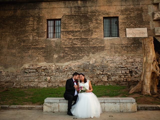 Il matrimonio di Salvatore e Djiobo a Palermo, Palermo 21