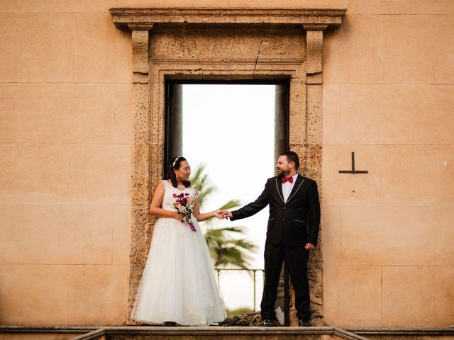 Il matrimonio di Salvatore e Djiobo a Palermo, Palermo 27