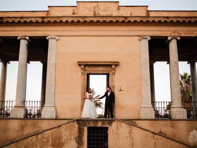 Il matrimonio di Salvatore e Djiobo a Palermo, Palermo 28
