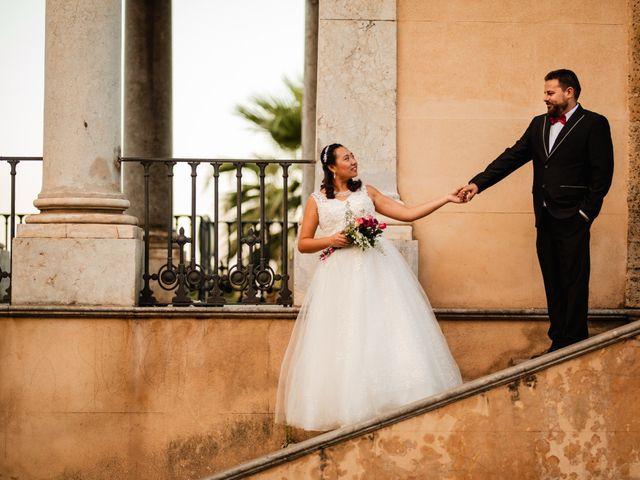 Il matrimonio di Salvatore e Djiobo a Palermo, Palermo 29