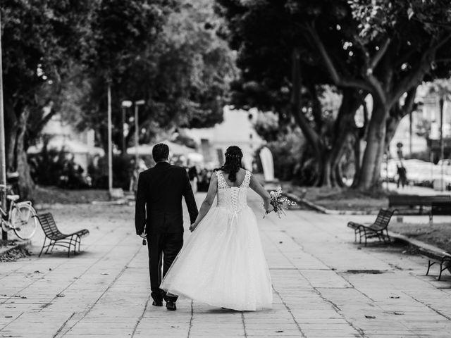 Il matrimonio di Salvatore e Djiobo a Palermo, Palermo 33