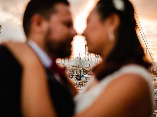 Il matrimonio di Salvatore e Djiobo a Palermo, Palermo 2