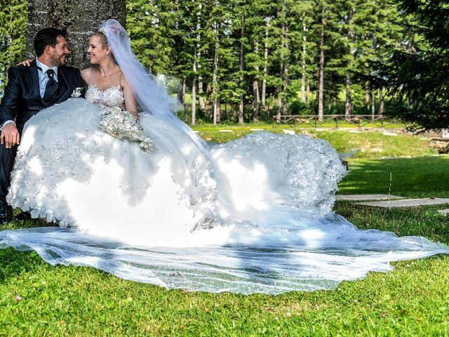 Il matrimonio di Mirco e Monica  a Pavullo nel Frignano, Modena 13