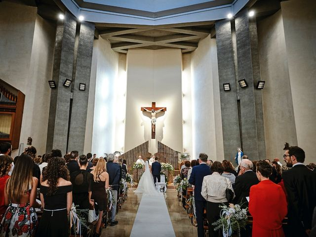 Il matrimonio di Lorenzo e Rosita a Assisi, Perugia 9