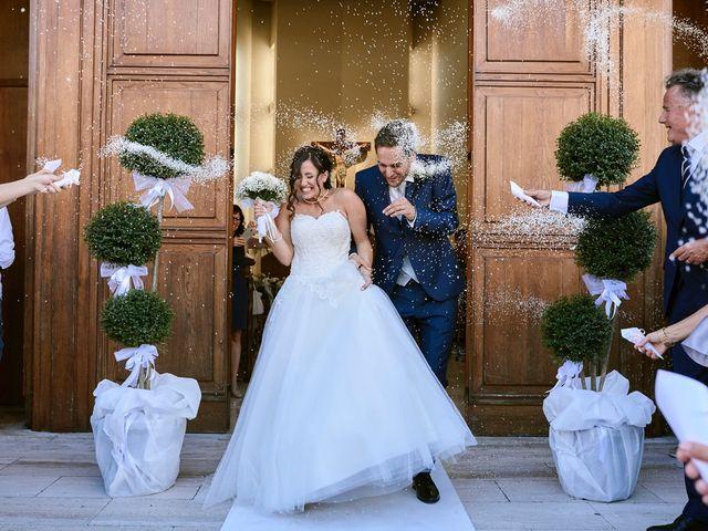 Il matrimonio di Lorenzo e Rosita a Assisi, Perugia 12