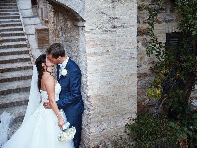 Il matrimonio di Lorenzo e Rosita a Assisi, Perugia 14