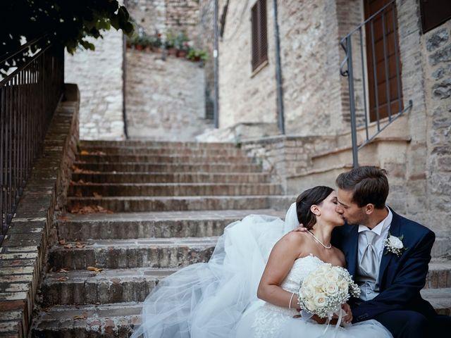 Il matrimonio di Lorenzo e Rosita a Assisi, Perugia 15