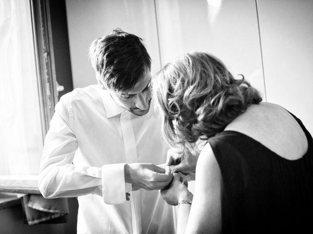 Il matrimonio di Roberto e Alessandra a Milano, Milano 3