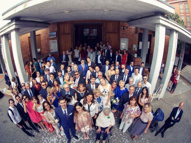 Il matrimonio di Roberto e Alessandra a Milano, Milano 53