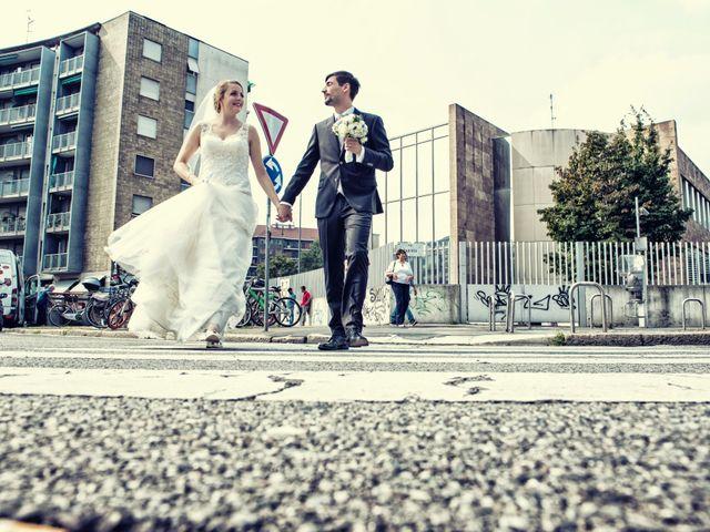 Il matrimonio di Roberto e Alessandra a Milano, Milano 54