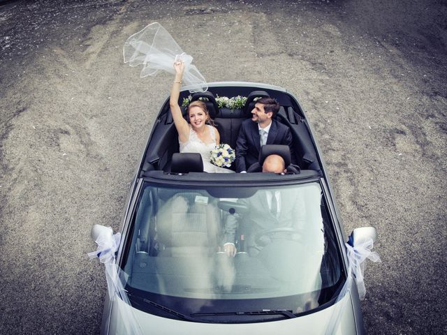 Il matrimonio di Roberto e Alessandra a Milano, Milano 55