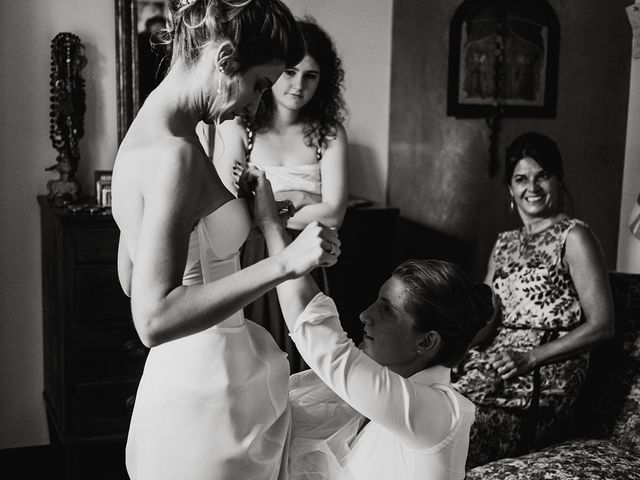 Il matrimonio di Christian e Francesca a Costabissara, Vicenza 8