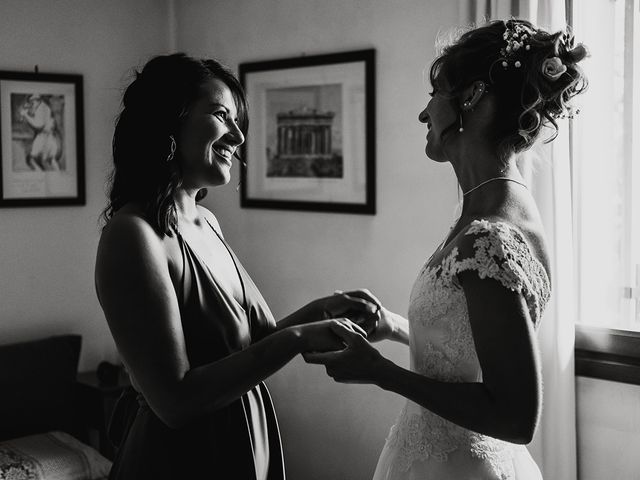 Il matrimonio di Christian e Francesca a Costabissara, Vicenza 12