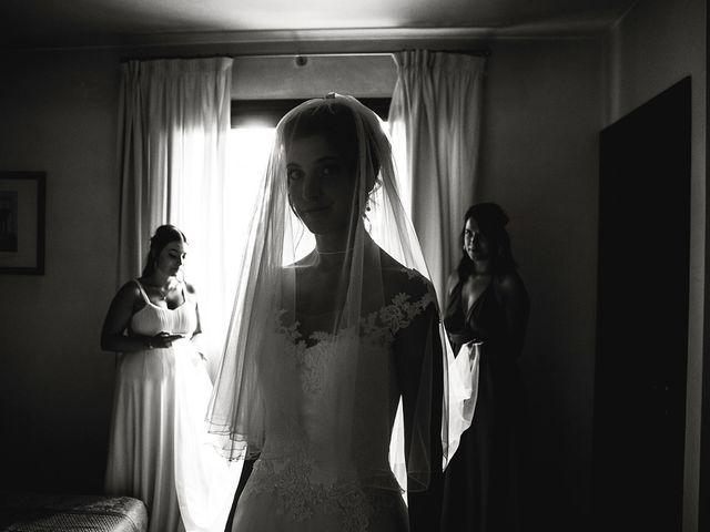 Il matrimonio di Christian e Francesca a Costabissara, Vicenza 15