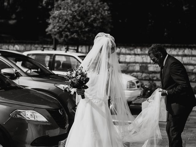 Il matrimonio di Christian e Francesca a Costabissara, Vicenza 19