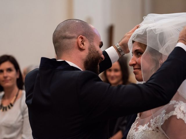 Il matrimonio di Christian e Francesca a Costabissara, Vicenza 21