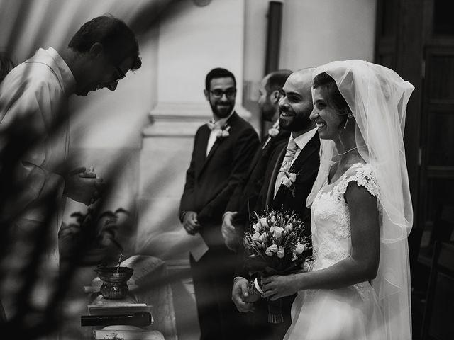 Il matrimonio di Christian e Francesca a Costabissara, Vicenza 24
