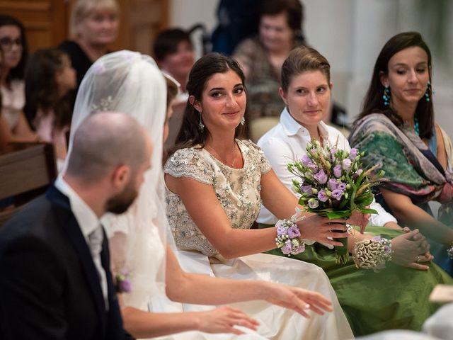 Il matrimonio di Christian e Francesca a Costabissara, Vicenza 27