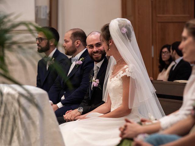 Il matrimonio di Christian e Francesca a Costabissara, Vicenza 29