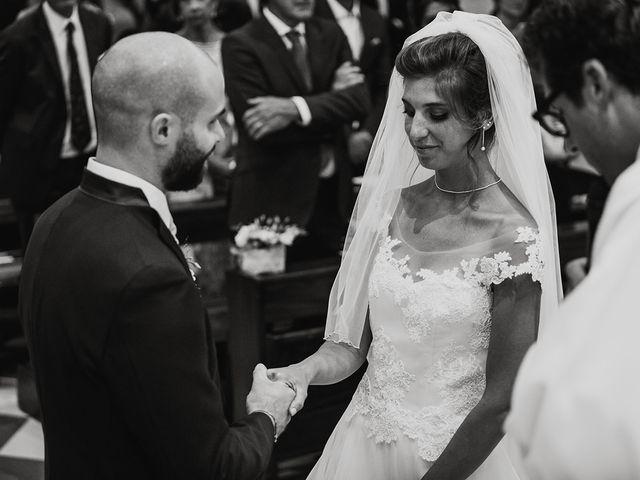 Il matrimonio di Christian e Francesca a Costabissara, Vicenza 30