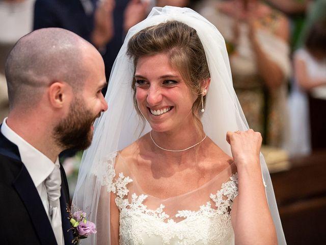 Il matrimonio di Christian e Francesca a Costabissara, Vicenza 32
