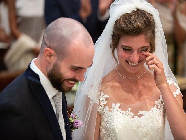 Il matrimonio di Christian e Francesca a Costabissara, Vicenza 33