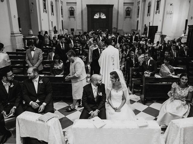 Il matrimonio di Christian e Francesca a Costabissara, Vicenza 34