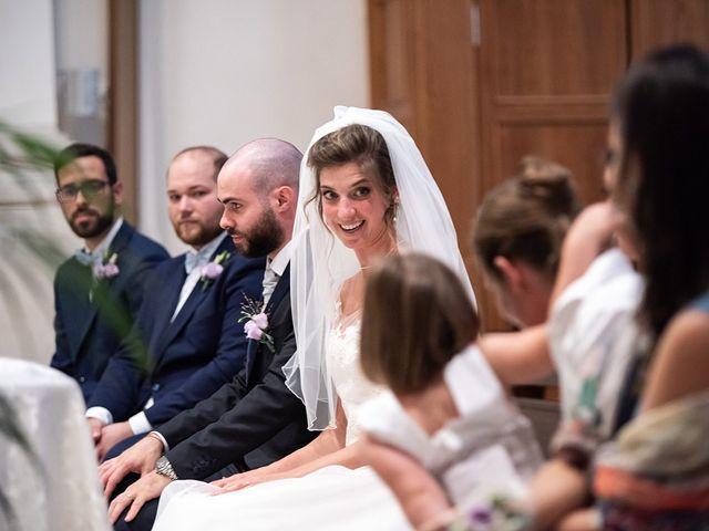 Il matrimonio di Christian e Francesca a Costabissara, Vicenza 35