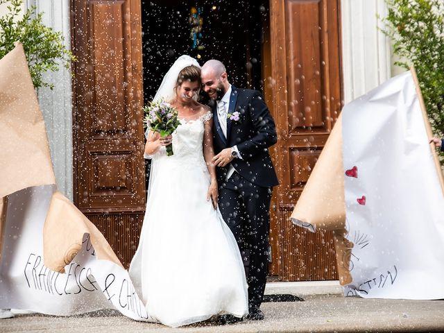 Il matrimonio di Christian e Francesca a Costabissara, Vicenza 37