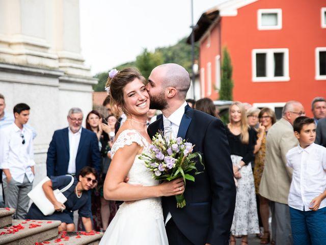 Il matrimonio di Christian e Francesca a Costabissara, Vicenza 38