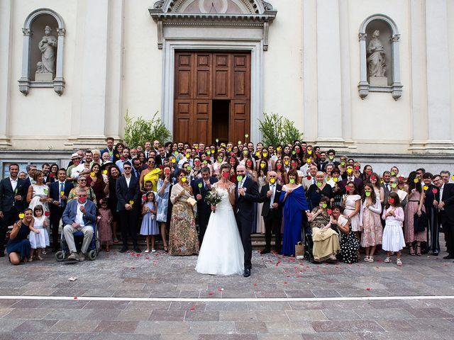 Il matrimonio di Christian e Francesca a Costabissara, Vicenza 39