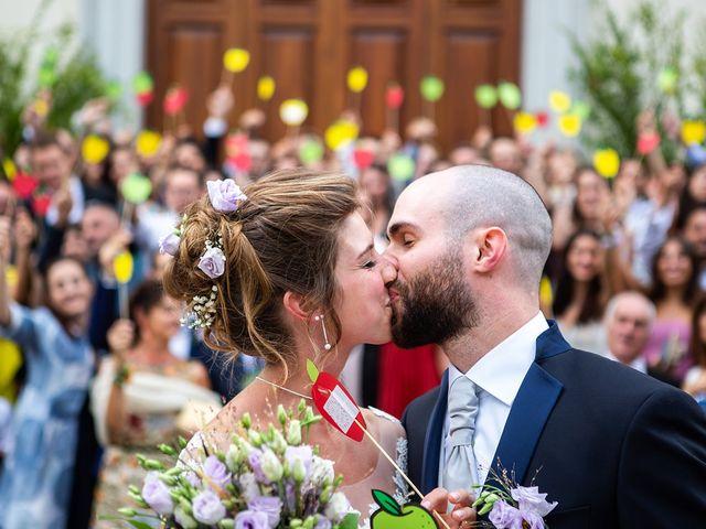 Il matrimonio di Christian e Francesca a Costabissara, Vicenza 40