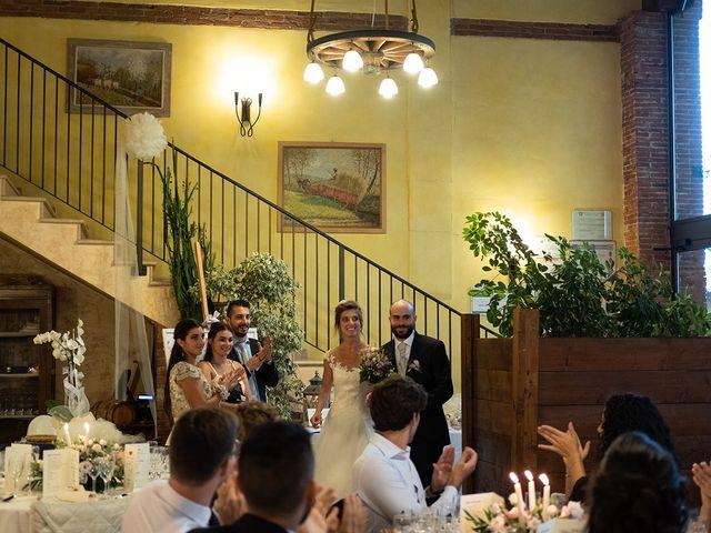 Il matrimonio di Christian e Francesca a Costabissara, Vicenza 52