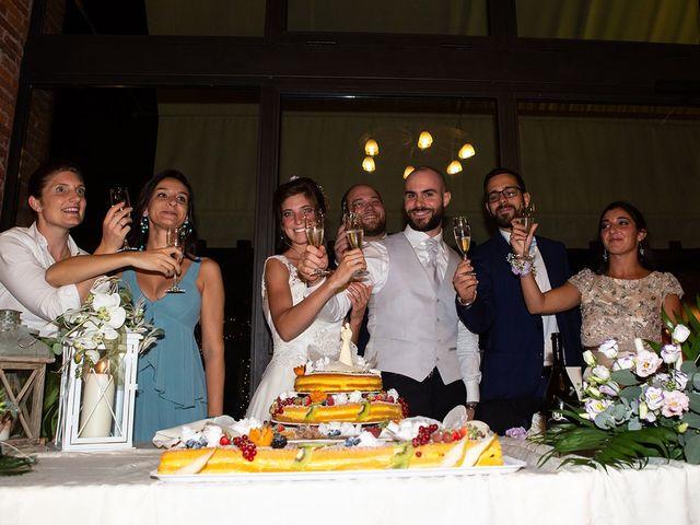 Il matrimonio di Christian e Francesca a Costabissara, Vicenza 68