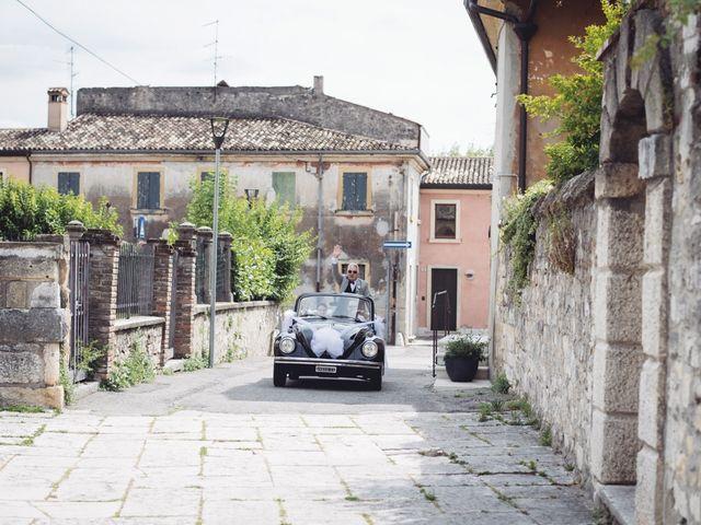 Il matrimonio di Raffaele e Silvia a San Pietro in Cariano, Verona 21